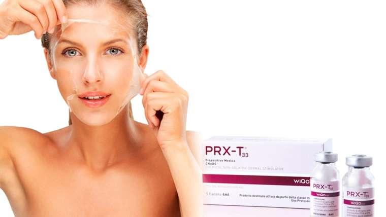 Peeling Chimic / PRX